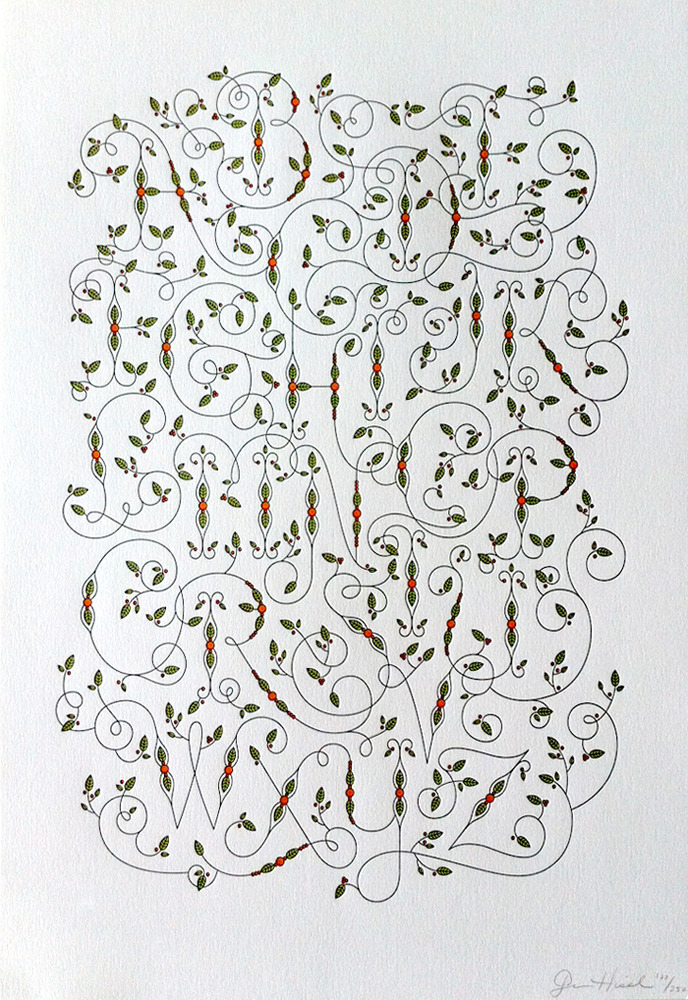 Viney alphabet