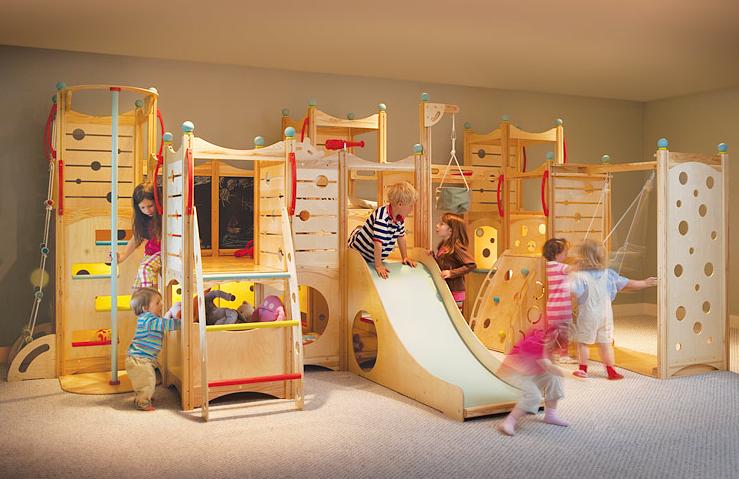 PLAY: Playsets from CedarWorks - Habitat Kid