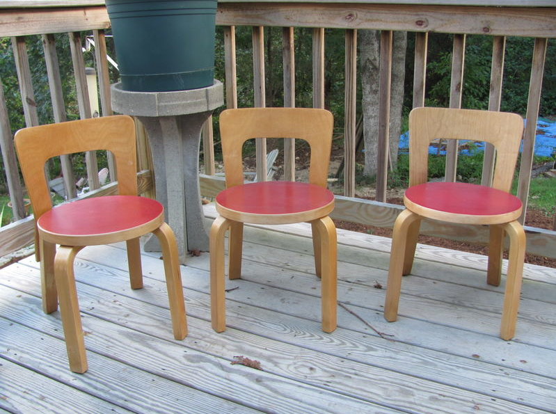 Superior Aalto Chairs