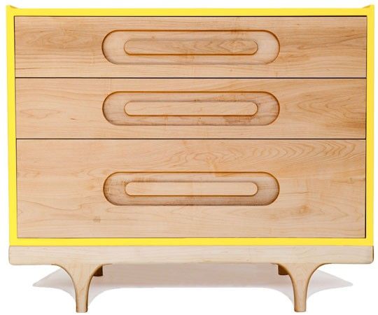 Caravan yellow