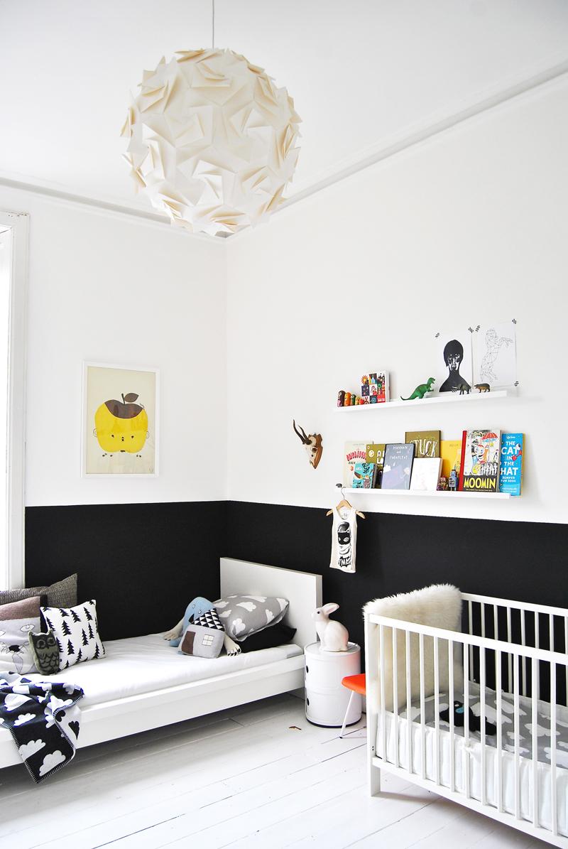 B+w kid room