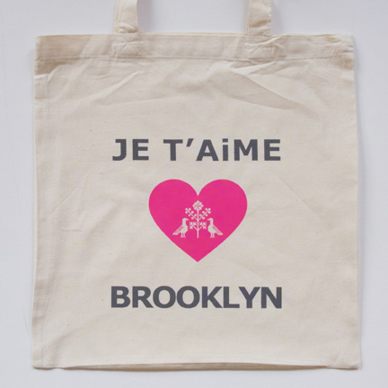 Je t'aime brooklyn