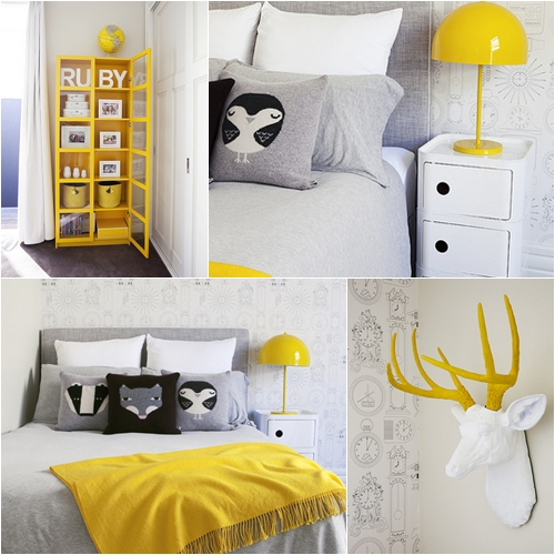 Yellow room 2 - HabitatKid blog