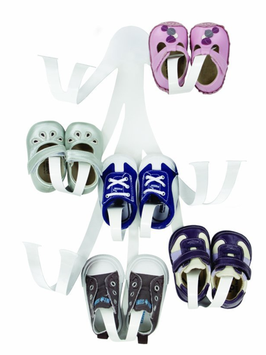 Baby shoe rack by boon - HabitatKid blog