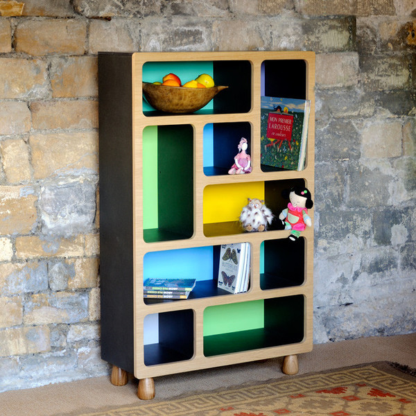 Shelf by coucoumanou - HabitatKid blog