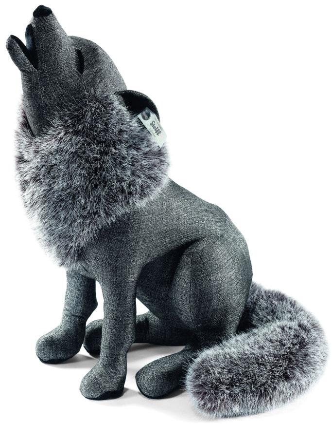 Steiff wolf