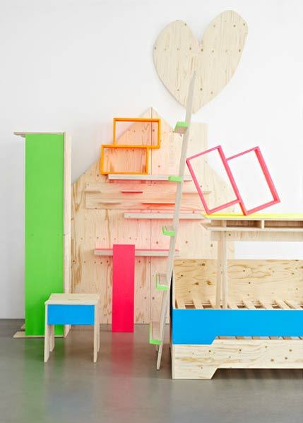 Plywood furniture 2