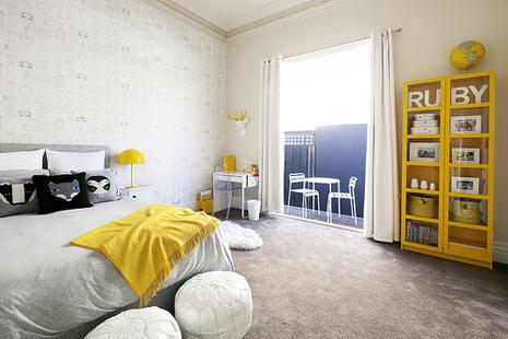 Yellow room 1 - HabitatKid blog