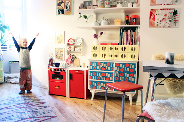 Boys room - HabitatKid blog