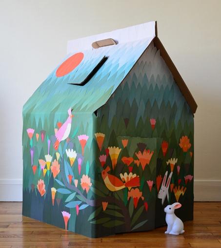 Casa cabana customized by agathe singer