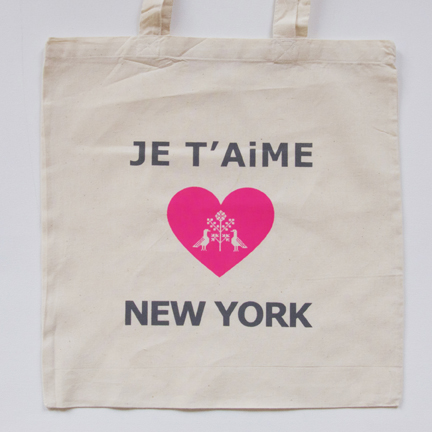 Je t'aime new york