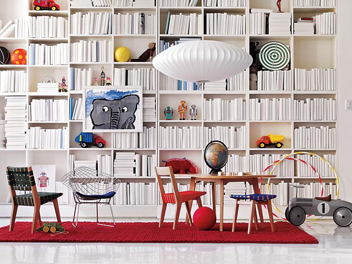 DWR Designer Kid Chairs - HabitatKid blog