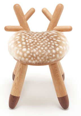 Bambi chair 1 - HabitatKid blog