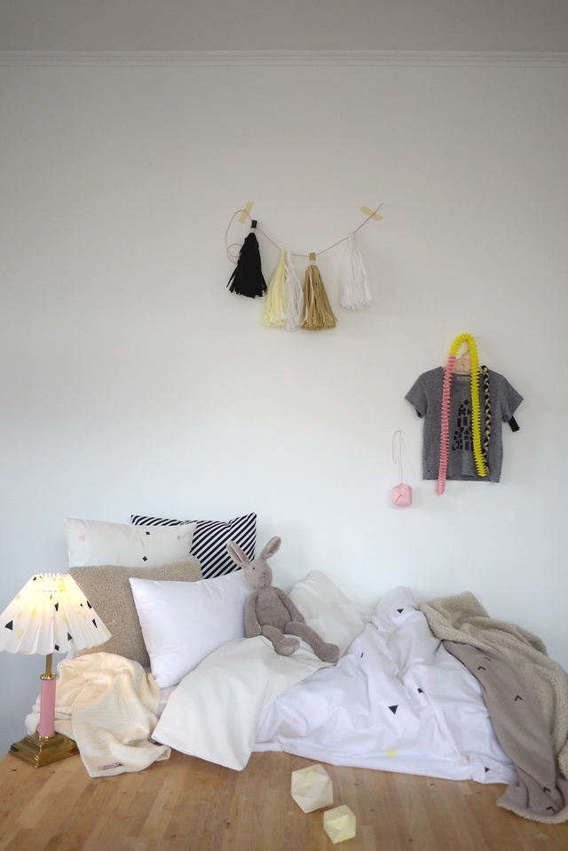 Oh my kids bedding - HabitatKid blog