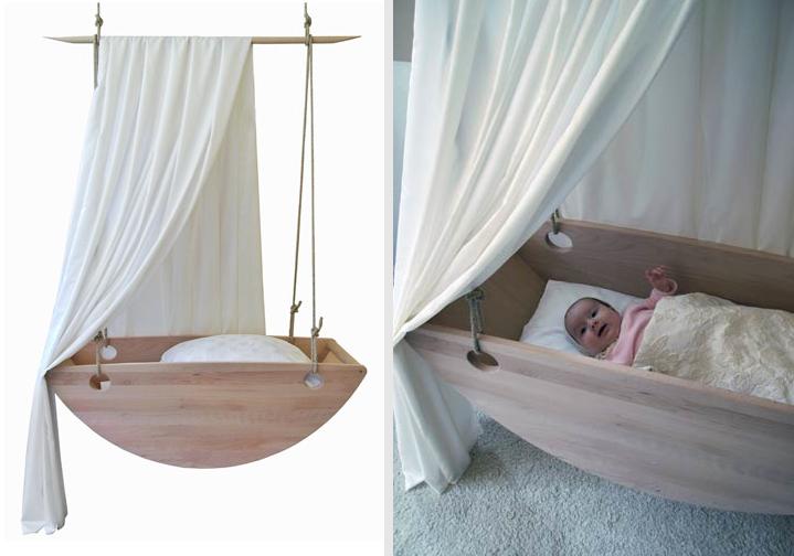 Baby bassinet - HabitatKid blog