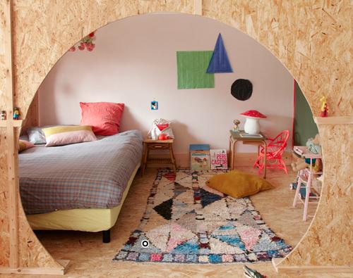 Creative children's room - HabitatKid blog