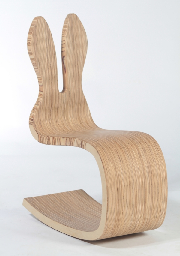 Bunny rocking chair - HabitatKid blog