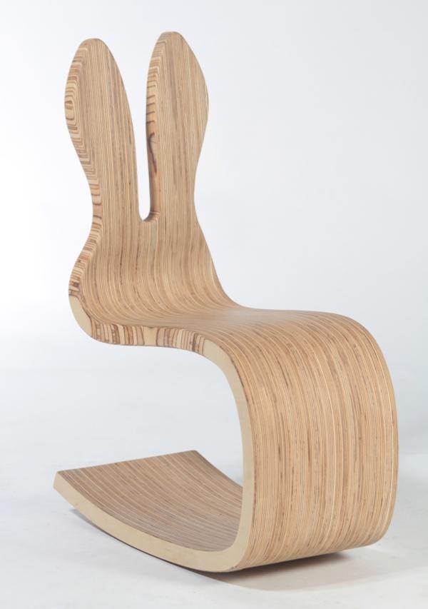 Bunny rocking chair - HabitatKid blog