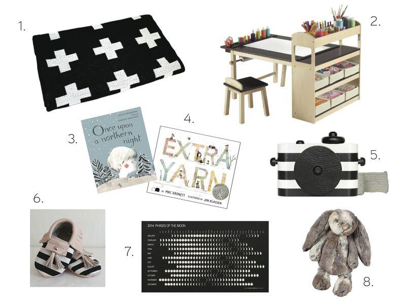 Gift Guide 2014 - HabitatKid blog