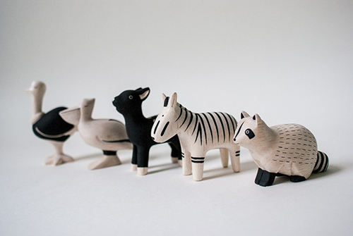 T-Lab's Polé Polé Animals - Habitatkid blog