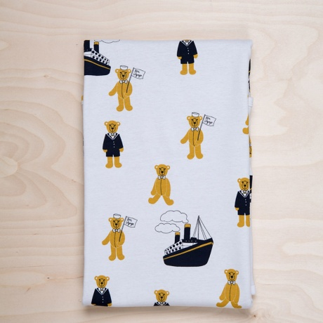 Mini rodini teddy baby blanket - HabitatKid blog