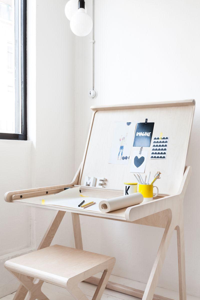 Rafa-kids modern K desk (3) - HabitatKid blog